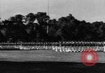 Image of Lincoln Memorial and American soldiers Washington DC USA, 1950, second 10 stock footage video 65675041795