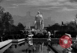 Image of Lincoln Memorial and American soldiers Washington DC USA, 1950, second 35 stock footage video 65675041795