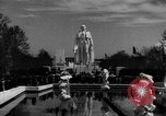 Image of Lincoln Memorial and American soldiers Washington DC USA, 1950, second 36 stock footage video 65675041795