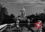 Image of Lincoln Memorial and American soldiers Washington DC USA, 1950, second 37 stock footage video 65675041795