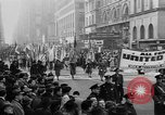 Image of United Nations Week parade New York City USA, 1950, second 23 stock footage video 65675041796