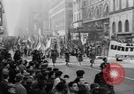 Image of United Nations Week parade New York City USA, 1950, second 24 stock footage video 65675041796