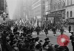 Image of United Nations Week parade New York City USA, 1950, second 26 stock footage video 65675041796