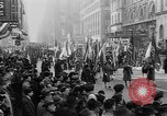 Image of United Nations Week parade New York City USA, 1950, second 29 stock footage video 65675041796