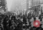 Image of United Nations Week parade New York City USA, 1950, second 30 stock footage video 65675041796