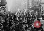 Image of United Nations Week parade New York City USA, 1950, second 32 stock footage video 65675041796