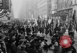Image of United Nations Week parade New York City USA, 1950, second 33 stock footage video 65675041796