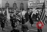 Image of United Nations Week parade New York City USA, 1950, second 36 stock footage video 65675041796