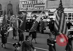 Image of United Nations Week parade New York City USA, 1950, second 37 stock footage video 65675041796