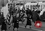Image of United Nations Week parade New York City USA, 1950, second 40 stock footage video 65675041796