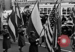 Image of United Nations Week parade New York City USA, 1950, second 42 stock footage video 65675041796