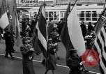 Image of United Nations Week parade New York City USA, 1950, second 43 stock footage video 65675041796