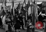 Image of United Nations Week parade New York City USA, 1950, second 47 stock footage video 65675041796