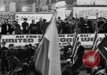 Image of United Nations Week parade New York City USA, 1950, second 58 stock footage video 65675041796