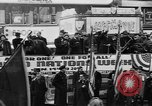 Image of United Nations Week parade New York City USA, 1950, second 61 stock footage video 65675041796