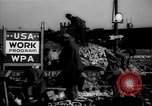 Image of Works Projects Administration New York City USA, 1939, second 21 stock footage video 65675041802
