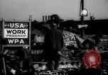 Image of Works Projects Administration New York City USA, 1939, second 22 stock footage video 65675041802