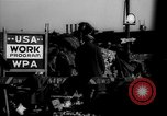 Image of Works Projects Administration New York City USA, 1939, second 25 stock footage video 65675041802