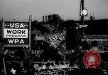 Image of Works Projects Administration New York City USA, 1939, second 27 stock footage video 65675041802