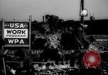 Image of Works Projects Administration New York City USA, 1939, second 28 stock footage video 65675041802