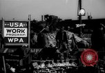 Image of Works Projects Administration New York City USA, 1939, second 29 stock footage video 65675041802