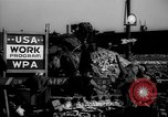 Image of Works Projects Administration New York City USA, 1939, second 32 stock footage video 65675041802