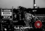 Image of Works Projects Administration New York City USA, 1939, second 33 stock footage video 65675041802