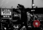 Image of Works Projects Administration New York City USA, 1939, second 35 stock footage video 65675041802