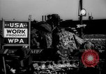Image of Works Projects Administration New York City USA, 1939, second 36 stock footage video 65675041802
