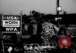 Image of Works Projects Administration New York City USA, 1939, second 37 stock footage video 65675041802