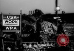 Image of Works Projects Administration New York City USA, 1939, second 38 stock footage video 65675041802