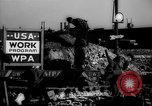 Image of Works Projects Administration New York City USA, 1939, second 39 stock footage video 65675041802