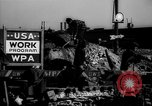 Image of Works Projects Administration New York City USA, 1939, second 42 stock footage video 65675041802