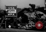 Image of Works Projects Administration New York City USA, 1939, second 44 stock footage video 65675041802