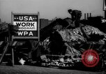 Image of Works Projects Administration New York City USA, 1939, second 45 stock footage video 65675041802