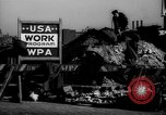 Image of Works Projects Administration New York City USA, 1939, second 47 stock footage video 65675041802