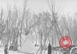 Image of Crow Native American Indian tribe reservation Montana United States USA, 1921, second 43 stock footage video 65675041805
