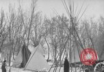 Image of Crow Native American Indian tribe reservation Montana United States USA, 1921, second 50 stock footage video 65675041805