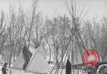 Image of Crow Native American Indian tribe reservation Montana United States USA, 1921, second 51 stock footage video 65675041805