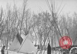 Image of Crow Native American Indian tribe reservation Montana United States USA, 1921, second 53 stock footage video 65675041805