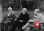 Image of President Roosevelt Sicily Italy, 1943, second 22 stock footage video 65675041820