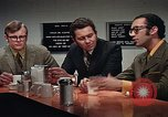 Image of restaurant United States USA, 1970, second 29 stock footage video 65675041837