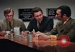 Image of restaurant United States USA, 1970, second 62 stock footage video 65675041837