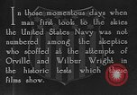 Image of Kitty Hawk United States USA, 1925, second 30 stock footage video 65675041839
