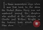 Image of Kitty Hawk United States USA, 1925, second 45 stock footage video 65675041839