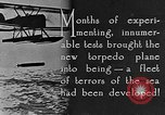 Image of torpedo plane United States USA, 1925, second 4 stock footage video 65675041841