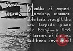Image of torpedo plane United States USA, 1925, second 13 stock footage video 65675041841