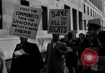 Image of Trial of 12 Communists under  Smith Act New York City USA, 1949, second 9 stock footage video 65675041853