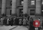 Image of Trial of 12 Communists under  Smith Act New York City USA, 1949, second 51 stock footage video 65675041853