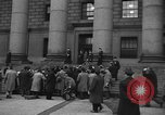 Image of Trial of 12 Communists under  Smith Act New York City USA, 1949, second 52 stock footage video 65675041853